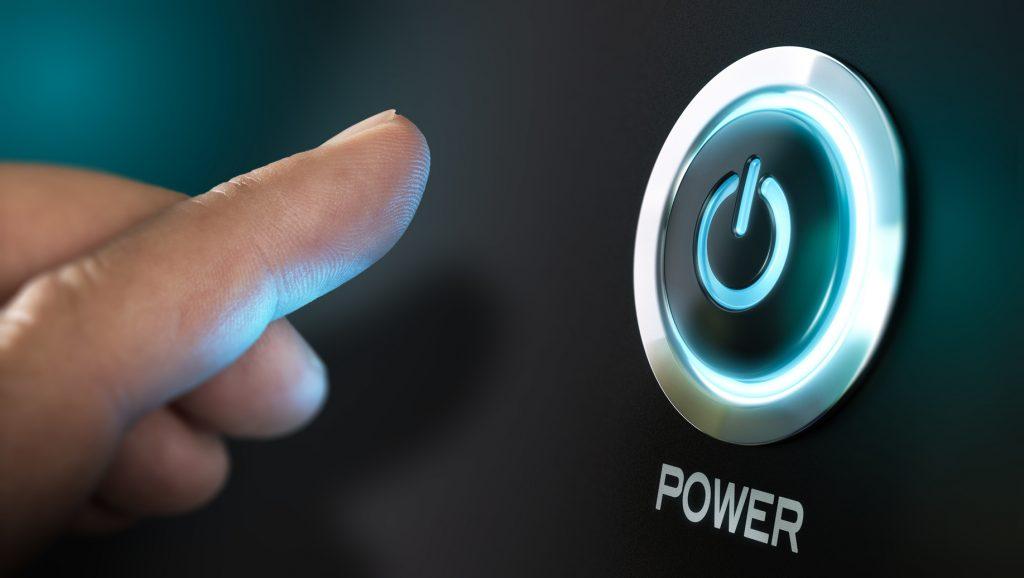Standby ausschalten und Stromsparen